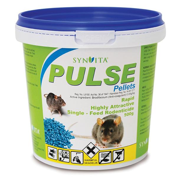PULSE Pellets 500g