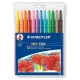 Staedtler Noris Club Retractable Wax Crayon 12 Pack