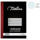 Treeline 1 Quire A4 Hard Cover Quad & Margin Counter Book
