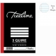 Treeline 3 Quire A4 Hard Cover Feint & Margin Counter Book
