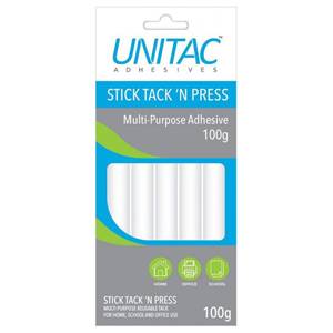 Unitac Stick Tack 'n Press 100g